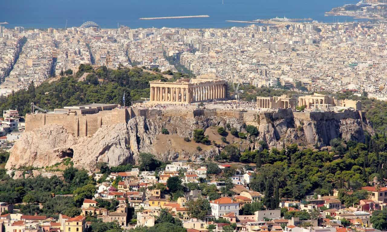 Acheter des Billets Pour l'Acropole et Sites Antique d'Athènes